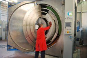 Machine à laver les matelas H²mat'
